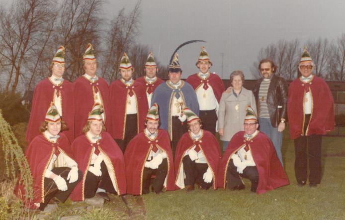 De oprichting van de Nachtuuln in 1975.