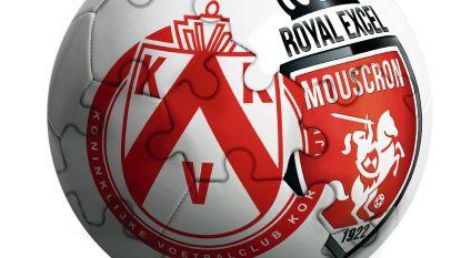 Moeskroen wil fusie met KV Kortrijk