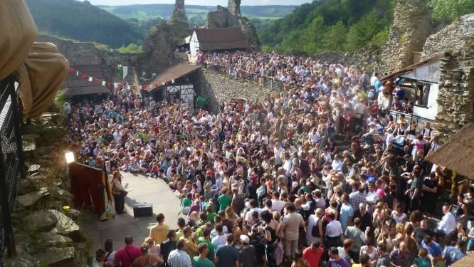 Pas de foire médiévale de Franchimont cette année: rendez-vous en 2022