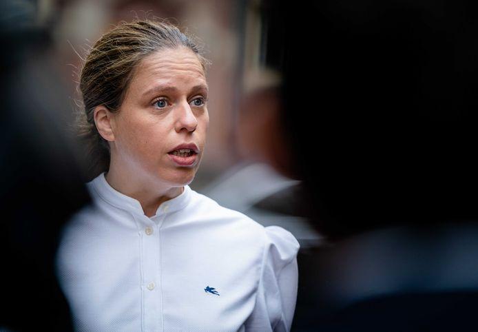 Minister Carola Schouten van Landbouw schrapt de omstreden voermaatregel voor boeren.