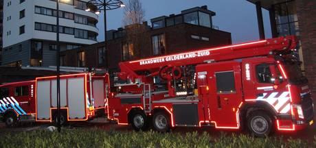 Brandje in appartementencomplex in Tiel