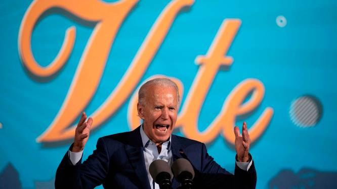 PORTRET. Joe Biden: een opportunist die zijn leven moest opleuken met verzinsels