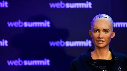 Artificial Intelligence, vriend of vijand? Een gesprek met robot Sophia, die ooit zei dat ze mensen wilde vernietigen