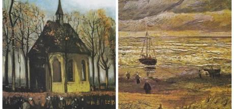 Twee gestolen Van Goghs waren in handen van maffia