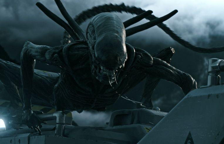 Griezelen geblazen met Alien: Covenant. Beeld AP