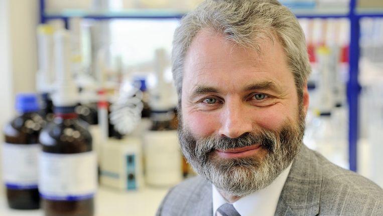 Herman Ram, directeur Dopingautoriteit Nederland. Beeld ANP