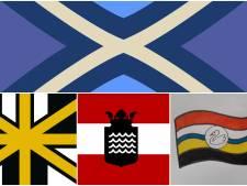 Zo kan de Liemerse vlag eruit komen te zien