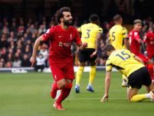 Jürgen Klopp na masterclass Mohamed Salah: 'Hoeven niet te praten over Messi of Ronaldo: hij is de beste'