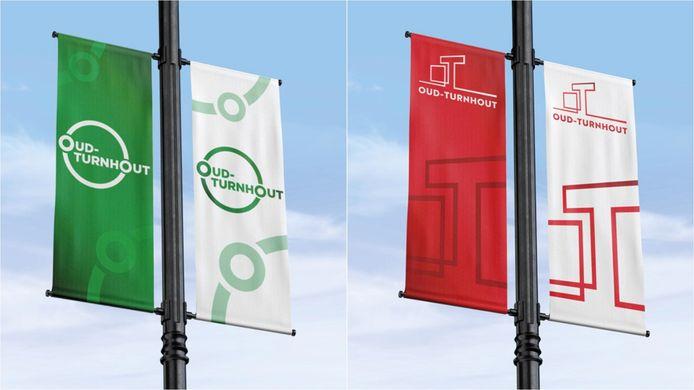 Inwoners van Oud-Turnhout kiezen zelf welk logo ze het mooist vinden