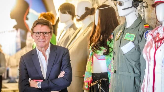 """Het wonder is geschied! Een expo rond de Vlaamse film: """"Ik word hier zelfs emotioneel van"""", zegt Erik Van Looy"""