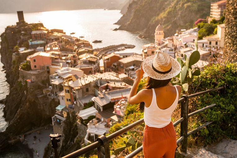 Weer zomervakantie Europa Beeld Getty Images