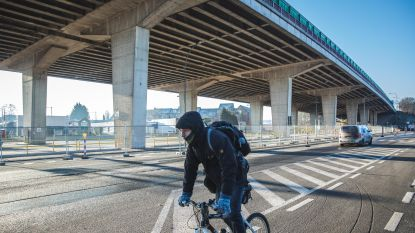 Renovatie van E17-viaduct in Gentbrugge duurt twee keer acht maanden, in 2020 en in 2021