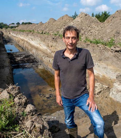 Op zoek naar een boerderij uit de IJzertijd bij Serooskerke