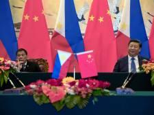 Mer de Chine: Pékin et Manille se réconcilient