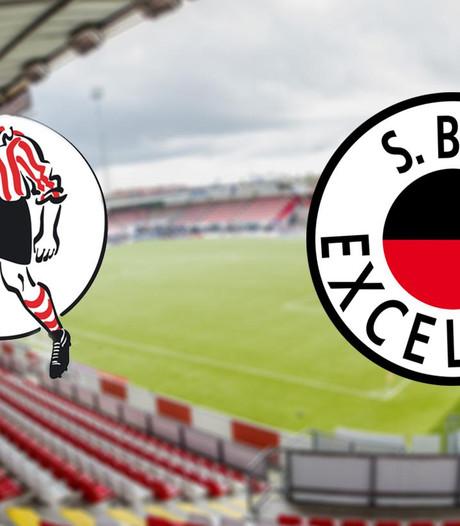 Sparta jaagt op eerste zege in zes derby's met Excelsior
