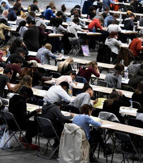 482 lauréats pour l'examen d'entrée en médecine, un faible taux de réussite de 8,8%