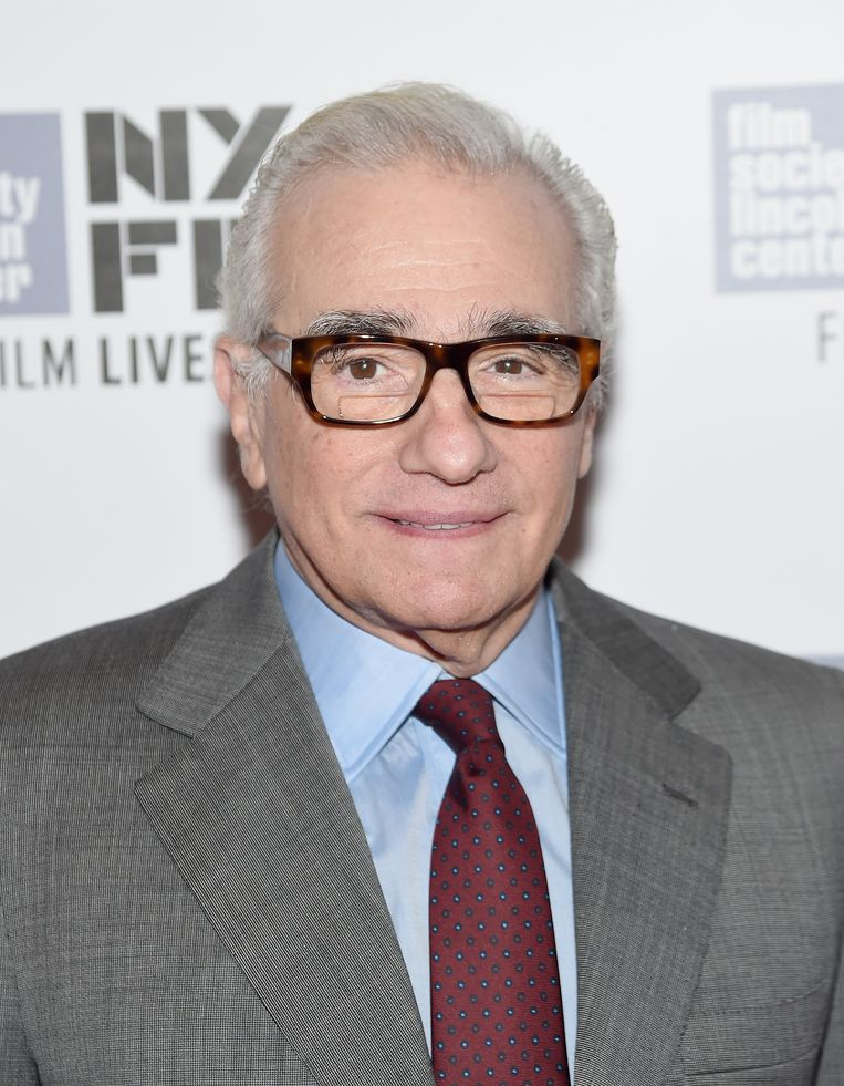 Martin Scorsese. Beeld GETTY