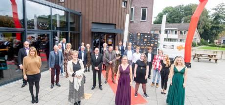Lina beleeft feestelijke première in Borne