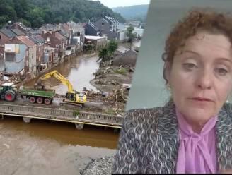 """Waterbom in Vlaanderen zou ramp zijn volgens minister Lydia Peeters: """"Tot honderdduizend slachtoffers"""""""