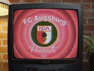 Augsburg stelt Bundesliga-programma op bijzonder ludieke manier voor
