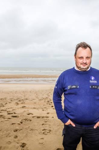 """Politieman Steve (44) redt drenkeling 70 meter ver in woeste zee: """"Ik vertrouwde op mijn zwemcapaciteiten en twijfelde geen seconde"""""""
