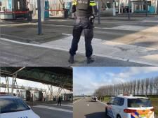 Man en vrouw aangehouden na poging tot inbraak in Aardenburg