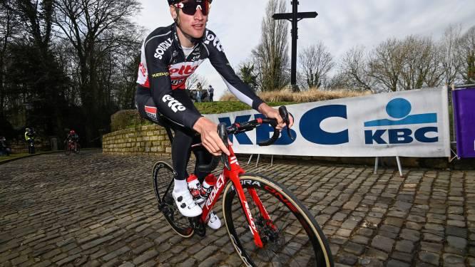 """Brent Van Moer staat voor Italiaans tweeluik: """"Strade Bianche wordt alweer een nieuwe ervaring"""""""