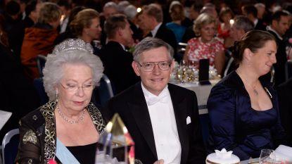 Zweedse prinses Christina geeft haar koninklijke titel op