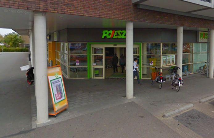 Het filiaal van Poiesz in Bolsward.