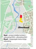 Zelfoogsttuin Wortels in Breda in het Markdal.