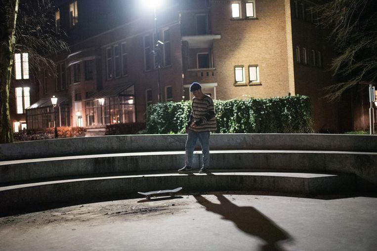 Premier Rutte wist een brede meerderheid ervan te overtuigen dat er op dit moment geen alternatief is voor de avondklok. Beeld Sabine van Wechem