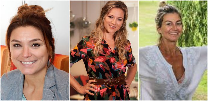 Evi Hanssen, Hilde Baerdemaeker en Jutta Borms