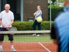 Bouwer clubhuis tennissers Heino wil water bij wijn doen