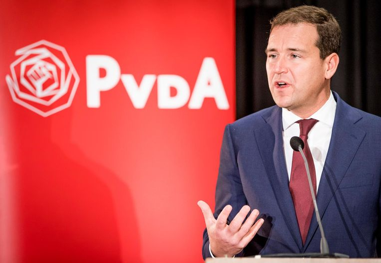 Lodewijk Asscher Beeld Freek van den Bergh / de Volkskrant