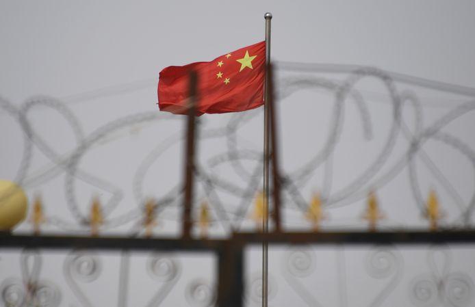 Selon des experts étrangers, plus d'un million d'Ouïghours sont en détention dans des camps de rééducation politique. Pékin dément et affirme qu'il s'agit de centres de formation professionnelle destinés à les éloigner du terrorisme et du séparatisme après des attentats attribués à des Ouïghours.