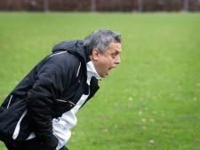 De Groesbeekse derdeklasser Rood Wit heeft een nieuwe trainer: Frank Koch