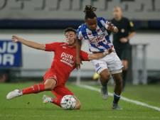 Heerenveen en Twente verzorgen vermakelijk foutenfestival zonder goals