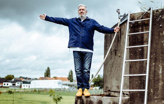 Wim Opbrouck brengt op 23 april met 'Ik ben de walvis' een moderne parabel in Werf 44
