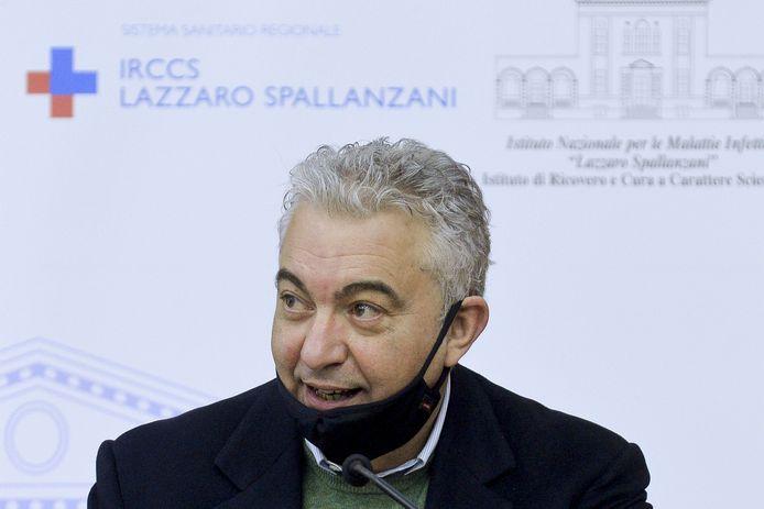 Le patron de la cellule de crise italienne pour la pandémie, Domenico Arcuri