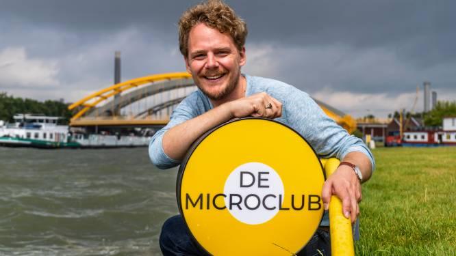 Utrechtse Microclub komt weer tot leven, en heeft mazzel: 'De regelgeving valt precies samen met ons concept'