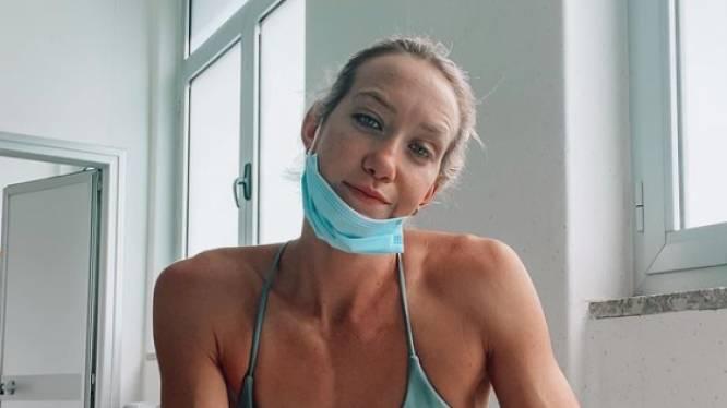 Olympisch zwemkampioene Madison Wilson met coronabesmetting in ziekenhuis