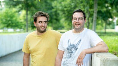 """'Grillmasters' vergt veel van boezemvrienden Toon en Tom: """"We moesten afkicken. Van het barbecueën én elkaar"""""""