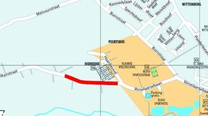 Heikenstraat van 1 tot 5 juli onderbroken
