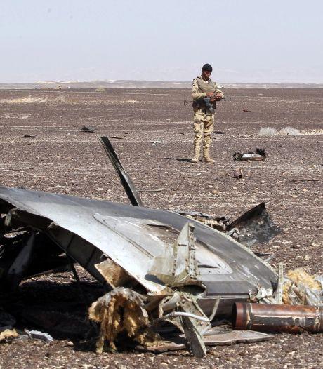 Lichtflits vastgelegd bij crash Russisch vliegtuig