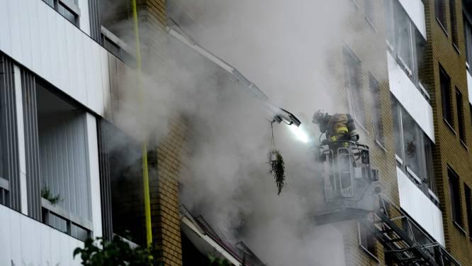 Twintig gewonden na explosie in flatgebouw in Zweedse stad Göteborg