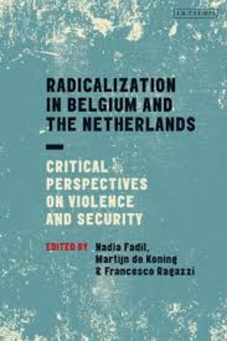 cover radicalization in belgium and the netherlands Beeld rv