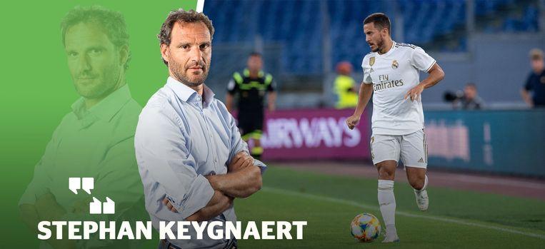 Onze chef voetbal over Eden Hazard