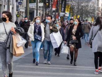 """Belgische economie kromp in 2020 met 6,3 procent: """"Sterkste daling sinds WO II"""""""