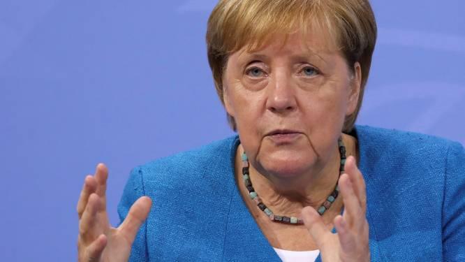 Merkel zal als gepensioneerde 15.000 euro per maand krijgen