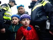 Meppel niet afgeschrikt door rellen intocht Sint in Gouda